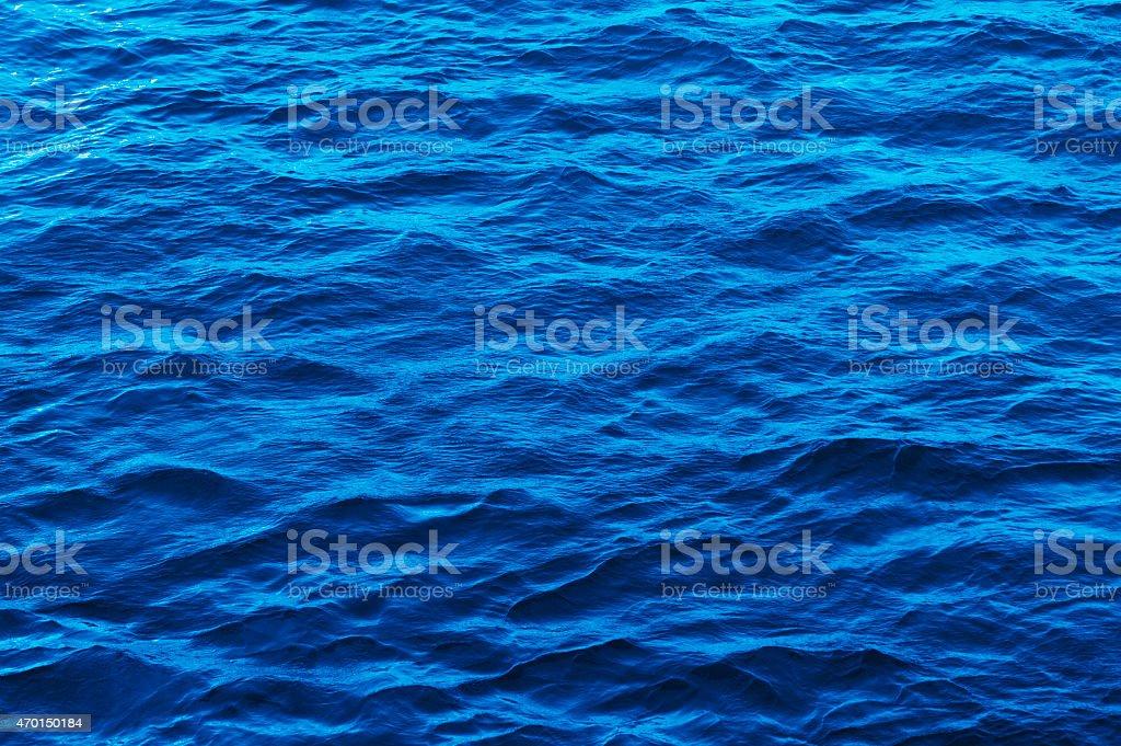 light blue water ripple pattern stock photo