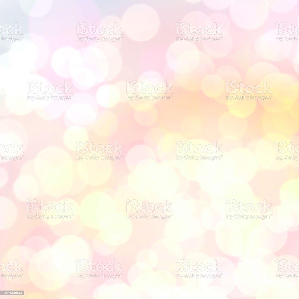 Light blurred summer background stock photo