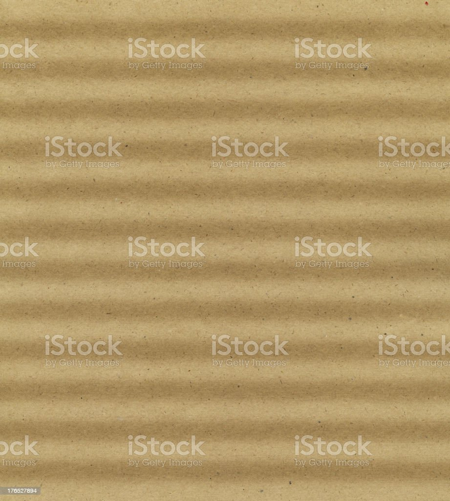light brown cardboard royalty-free stock photo