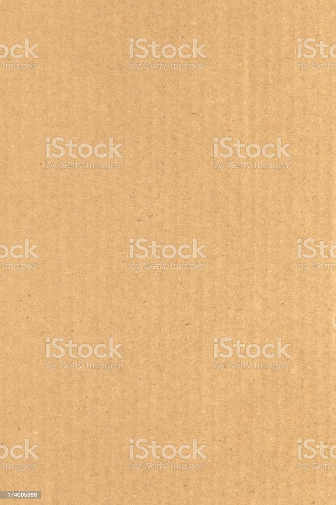 Light brown cardboard texture background royalty-free stock photo