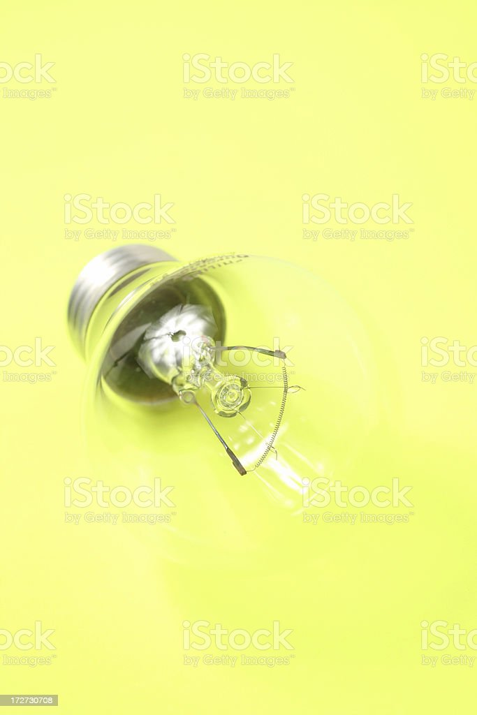 Light Bulb royalty-free stock photo