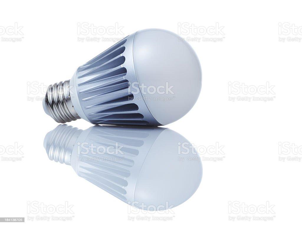 LED Light Bulb royalty-free stock photo