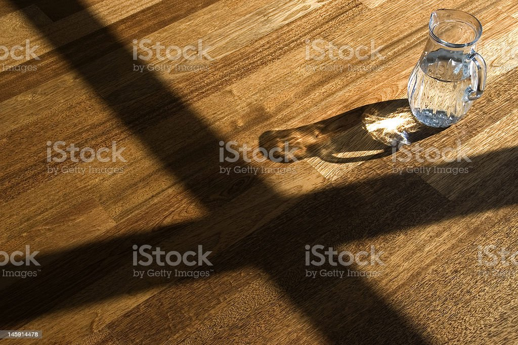 Light, colour, shadow. royalty-free stock photo