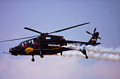Light Combat Helicopter display flying