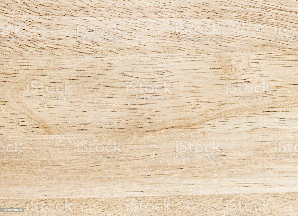 Light cutting wooden board, desk or floor plank. stock photo