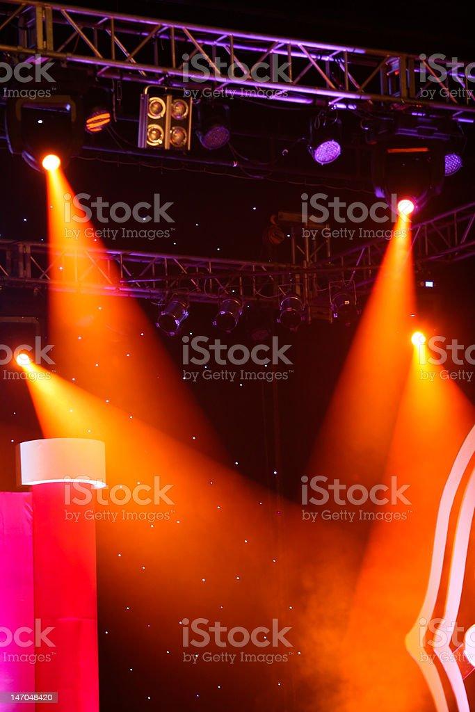 Light effect royalty-free stock photo