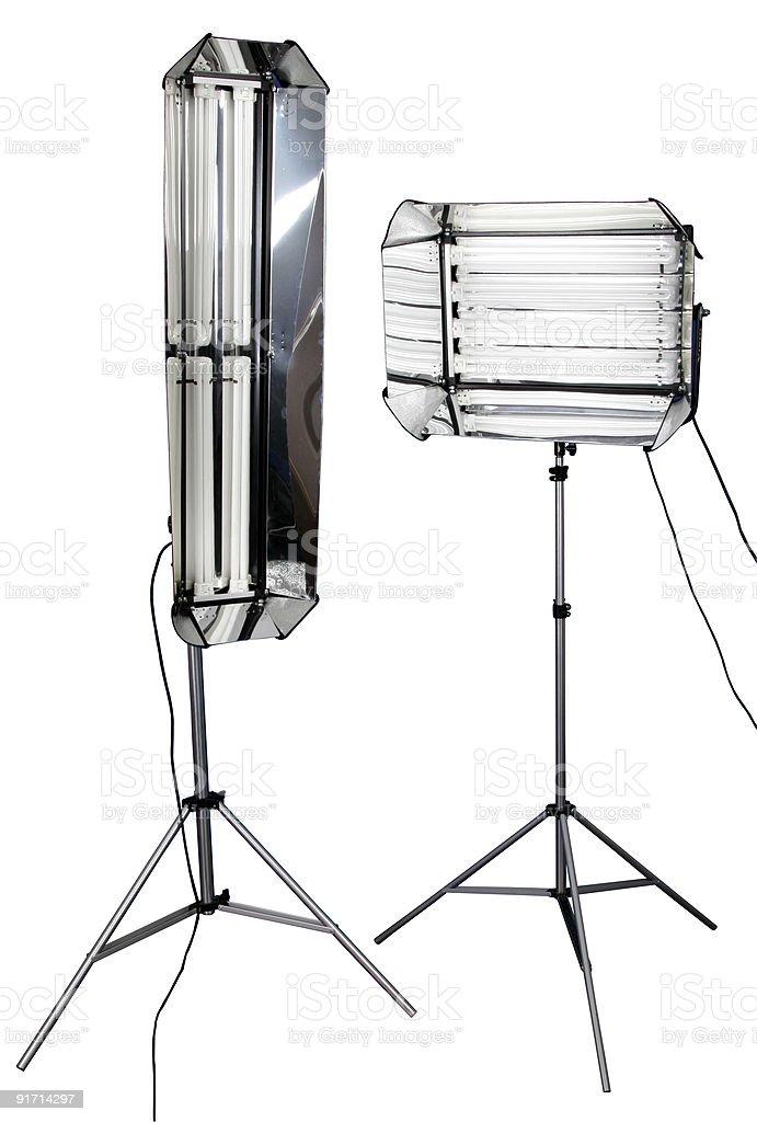 light equipment royalty-free stock photo