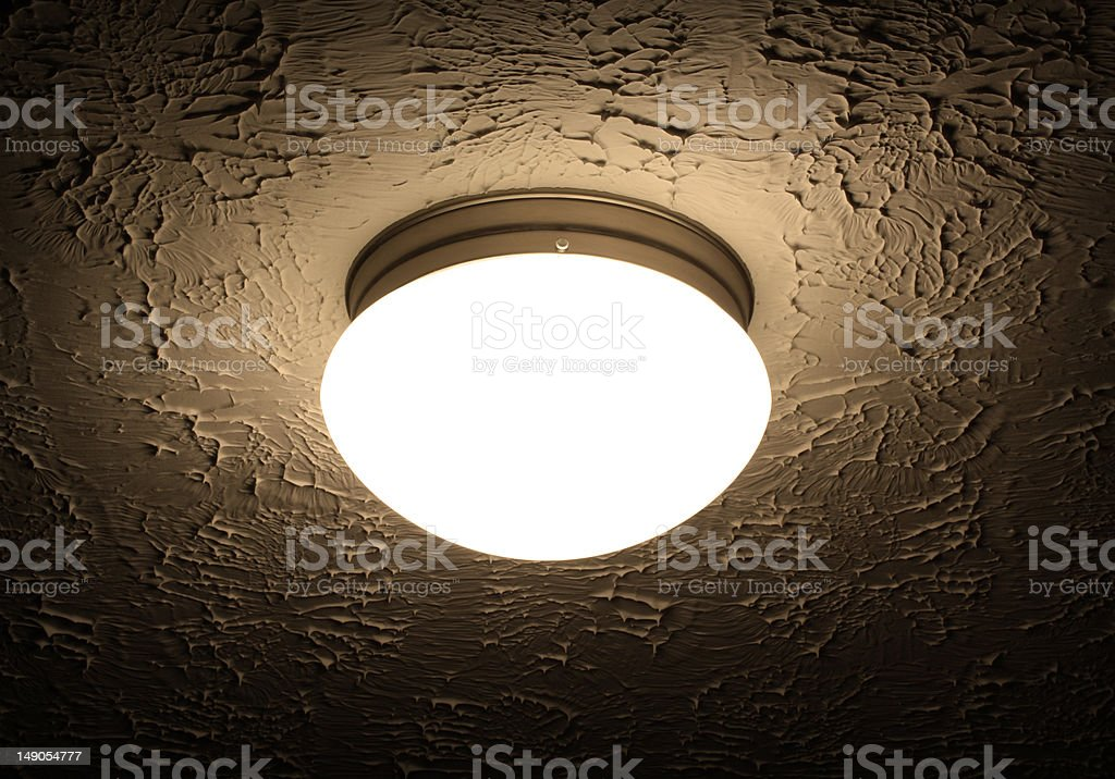 Light Fixture stock photo