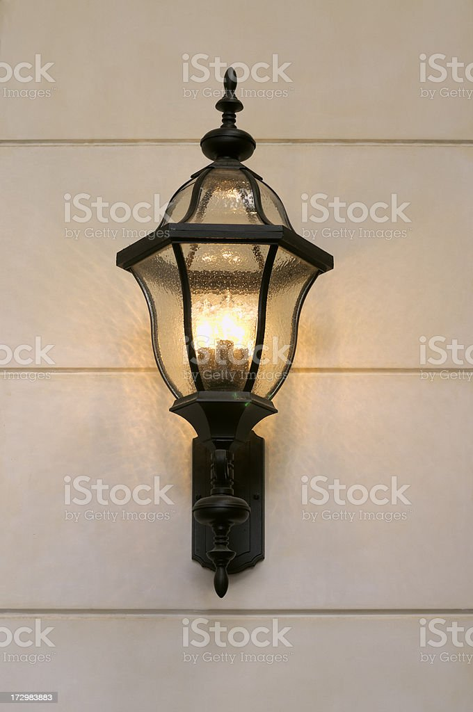 light fixture royalty-free stock photo
