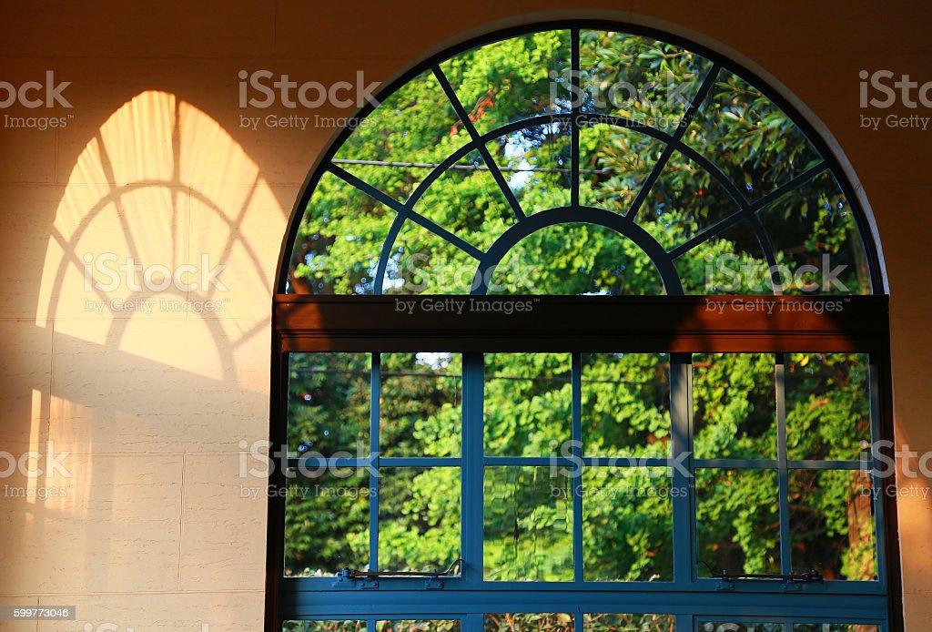Luz de una ventana foto de stock libre de derechos