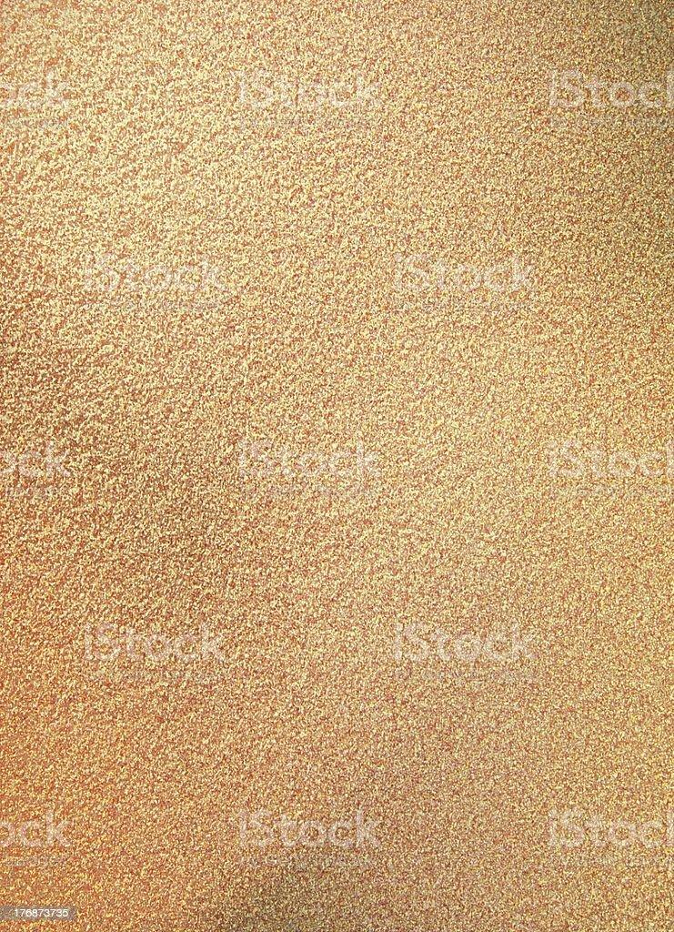 Light Gold Textured Surface XXL stock photo