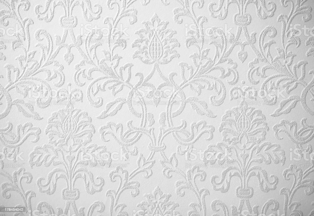 light gray baroque  background stock photo