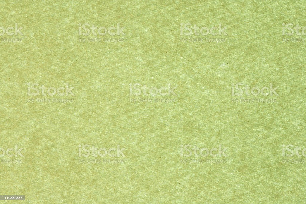Light Green Construction Paper Textured Background stock photo