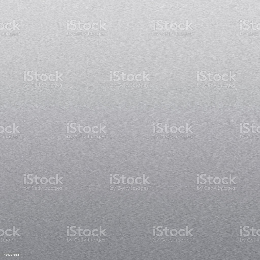 Light grey metal background stock photo