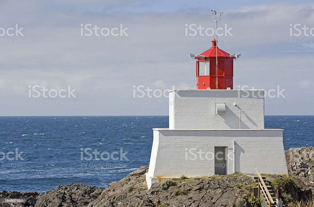Light house close up royalty-free stock photo