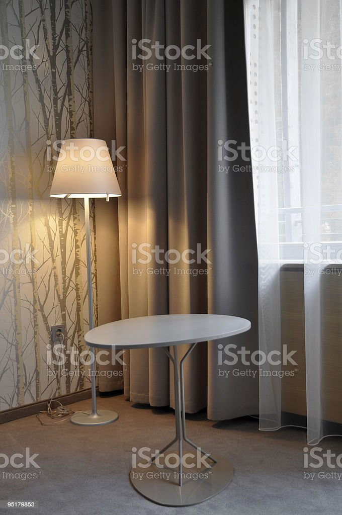 Light in the Room royalty-free stock photo