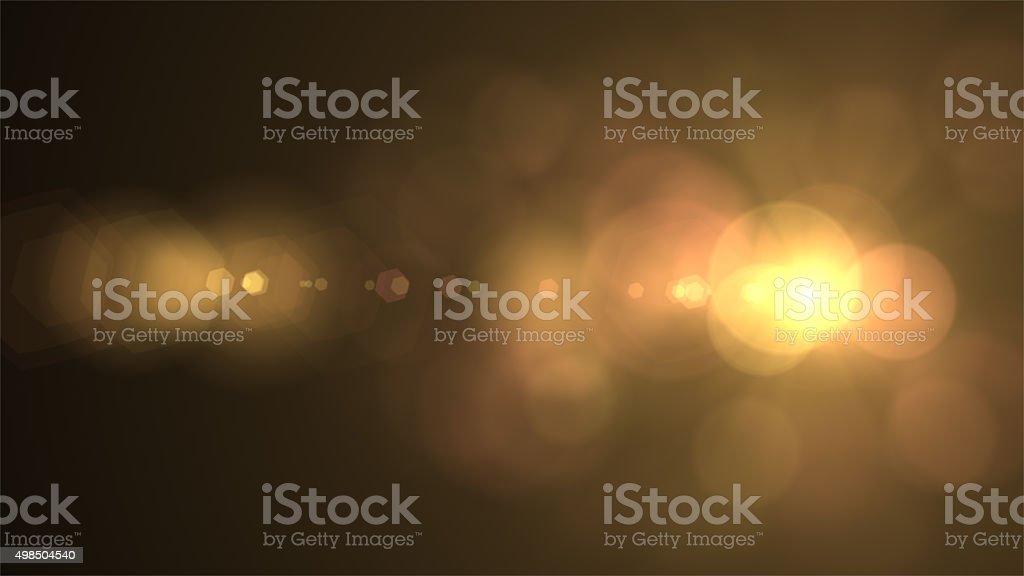 Light Lens Flare Overlay, Transition, Film Burn, Light leak stock photo