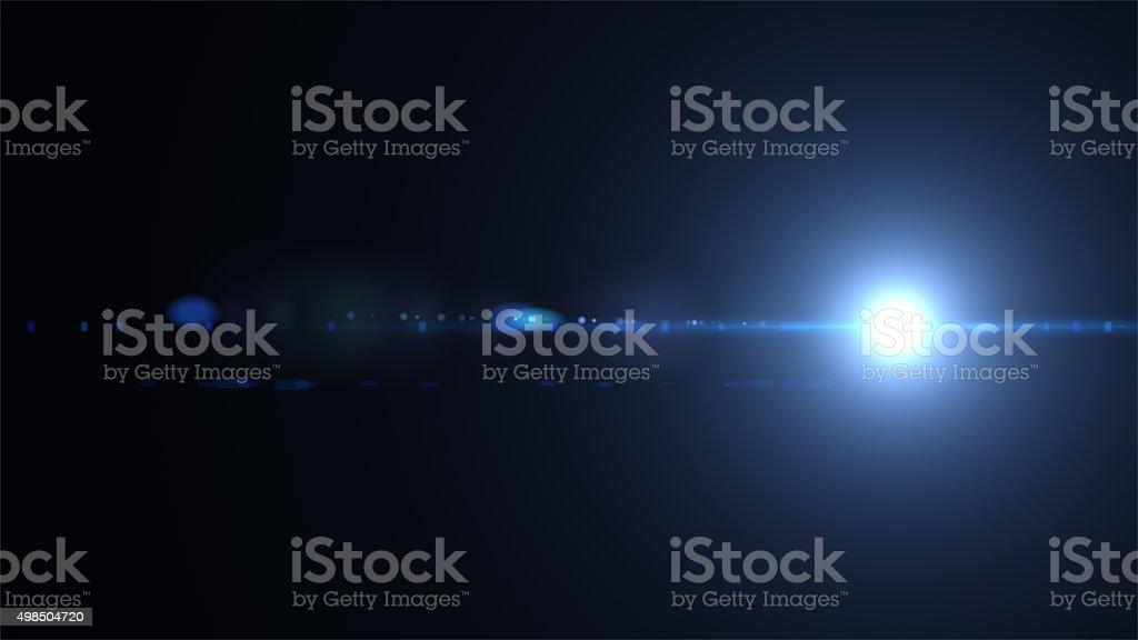 Light Lens Flare Overlay, Transition, Film Burn, Light leak stock photo