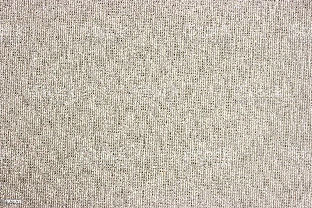Light linen canvas texture stock photo
