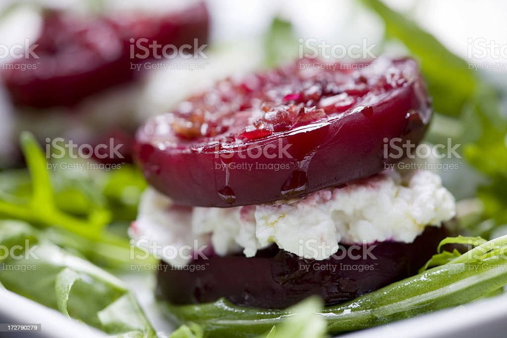 light meal royalty-free stock photo