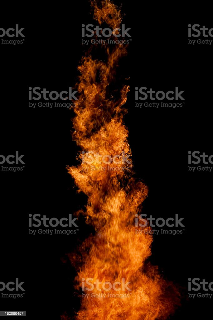 light my fire royalty-free stock photo