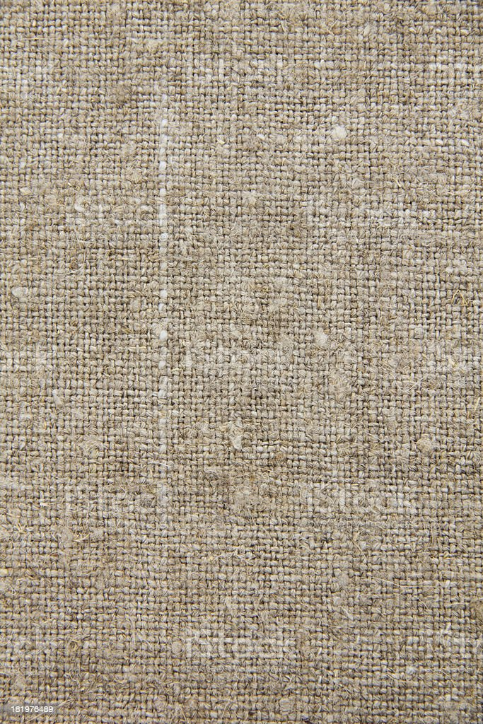 light natural linen texture for the background royalty-free stock photo