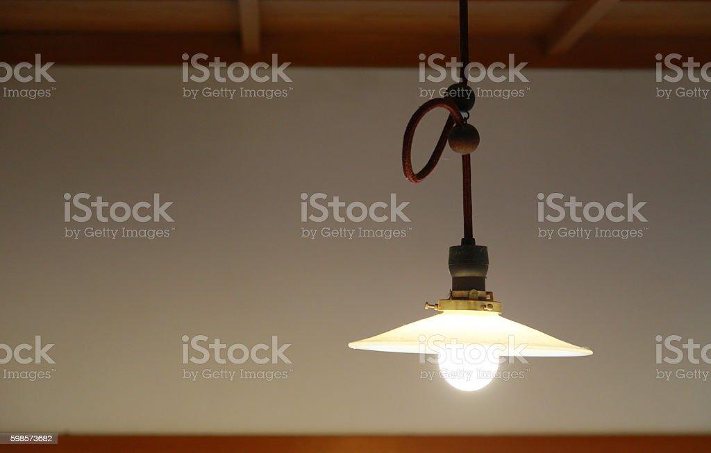 Light of the room foto de stock libre de derechos