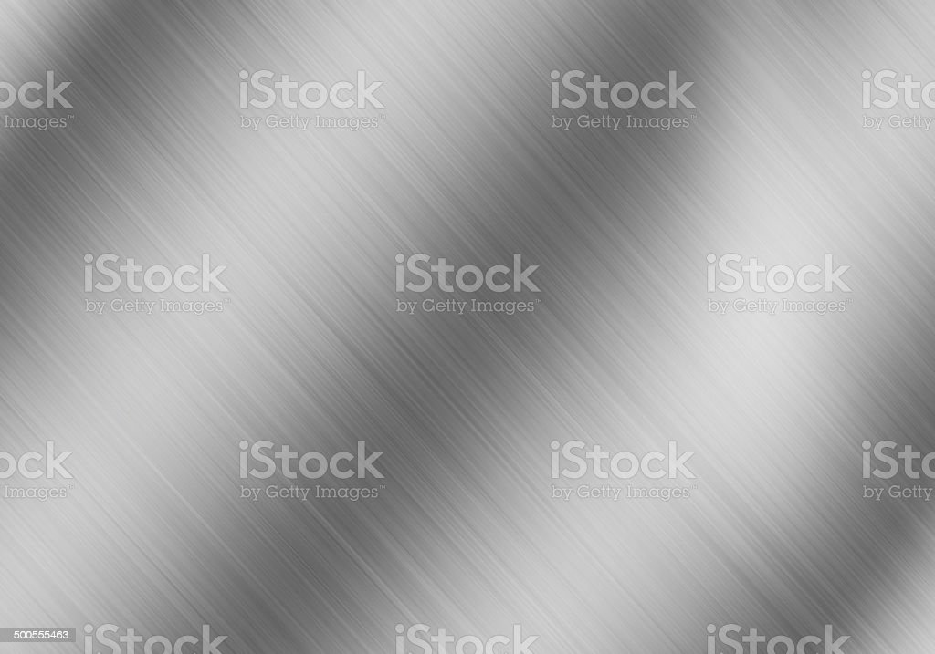 Light on steel texture background. stock photo