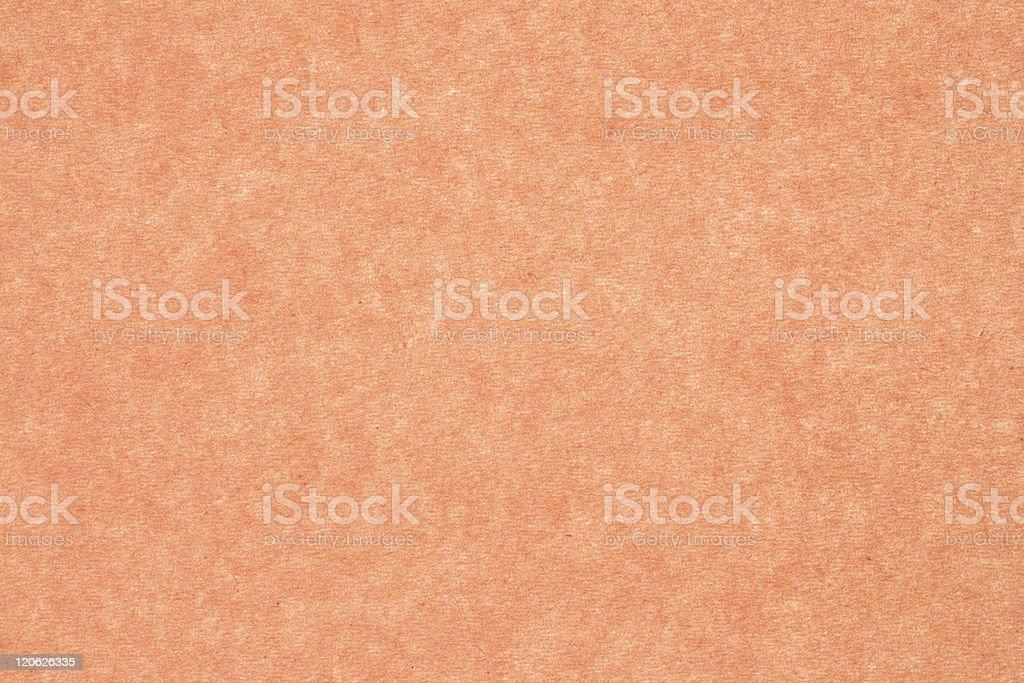 Light Orange Construction Paper Textured Background stock photo