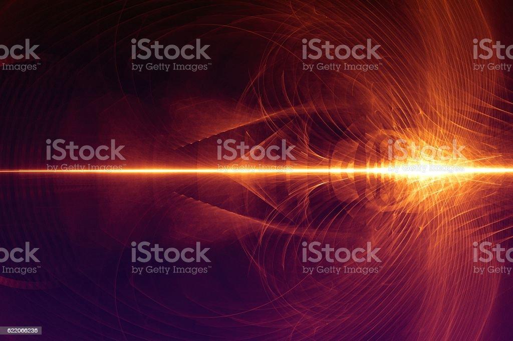 Light pattern stock photo