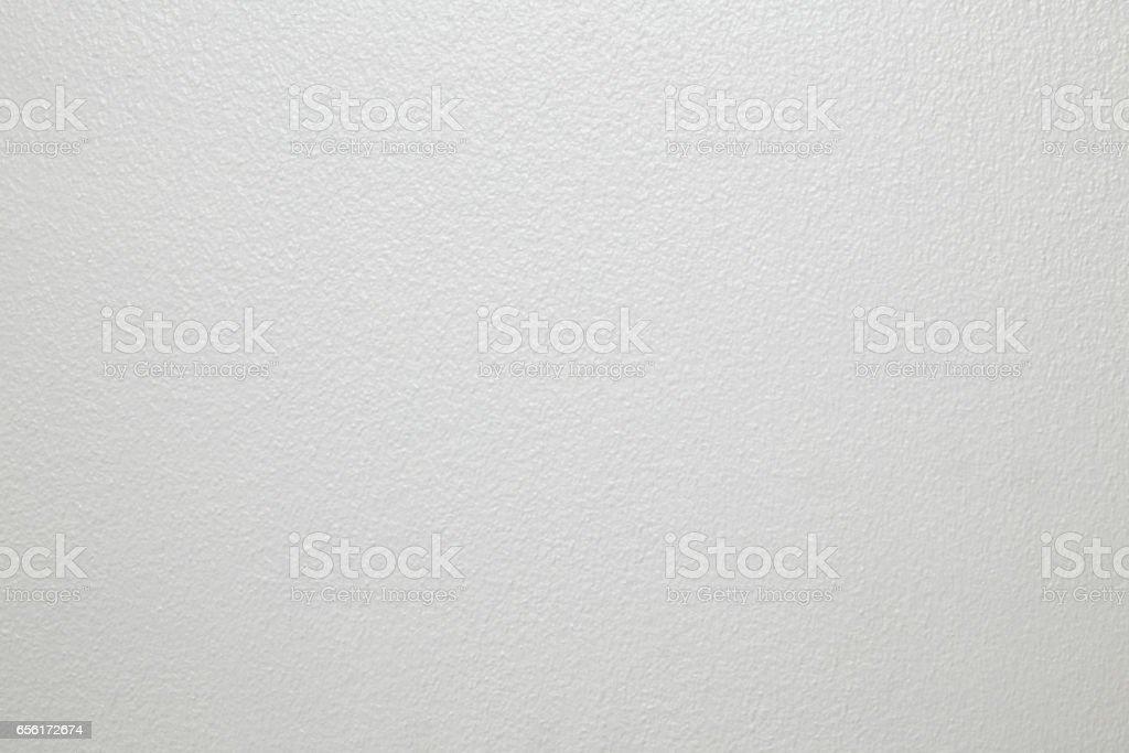 Light plastered wall stock photo