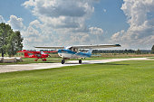 Light private planes