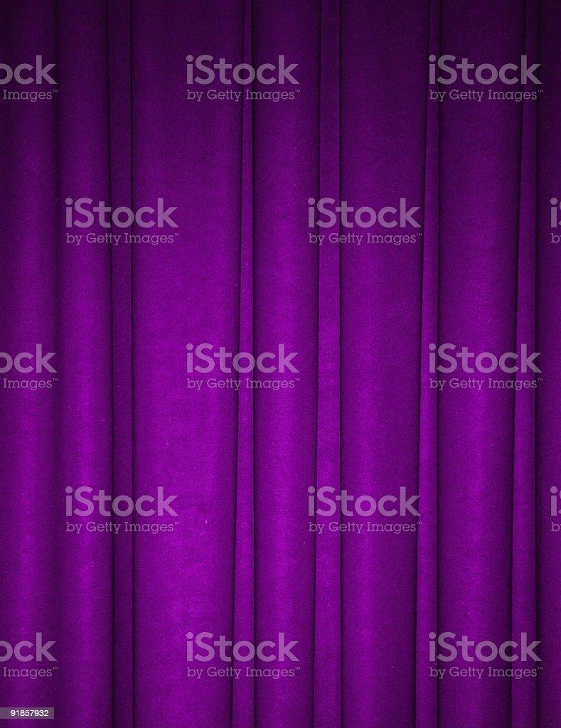 Light purple draped backdrop background royalty-free stock photo