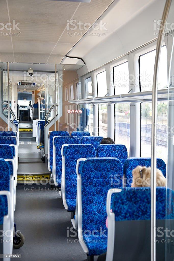 Light Rail royalty-free stock photo