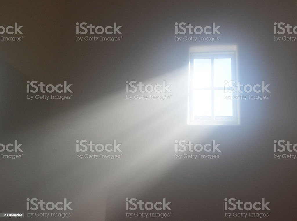 Light Rays stock photo