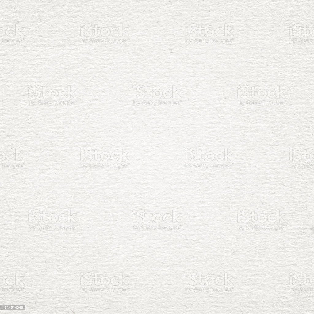 Light recycled paper texture with copy space stock photo