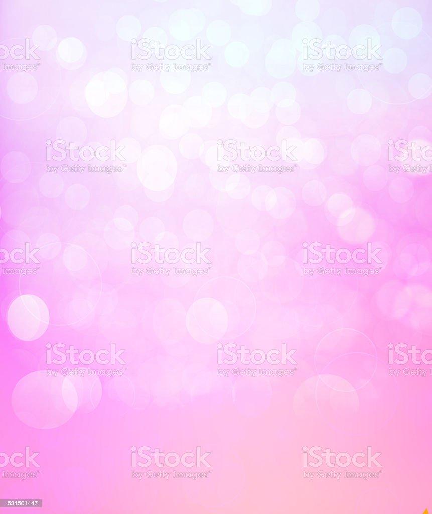 Light romantic background stock photo