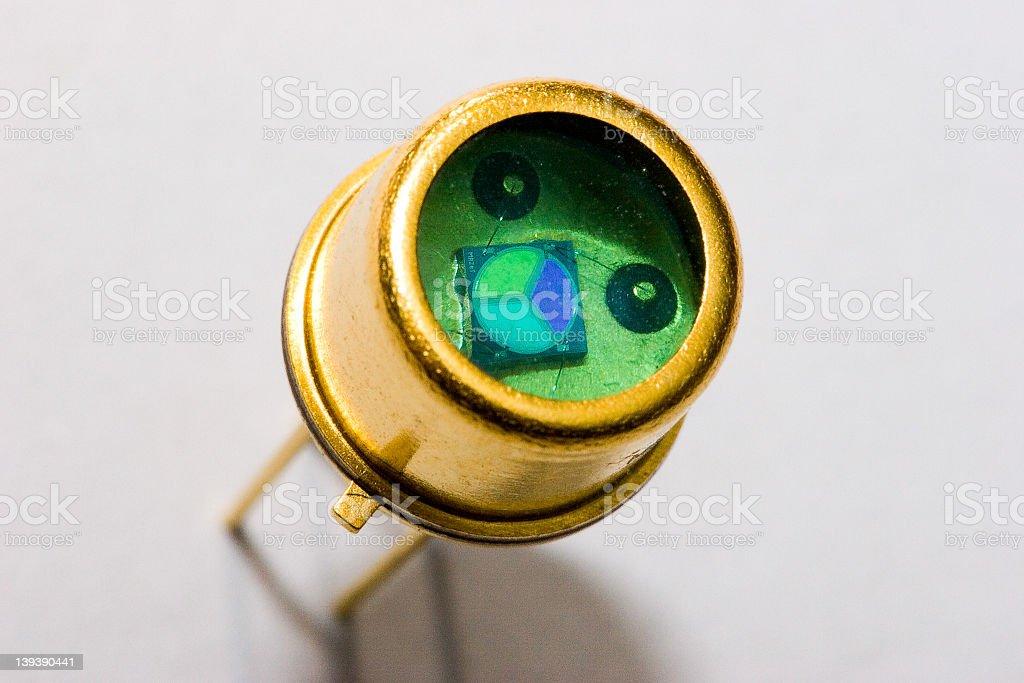 Light Sensor stock photo