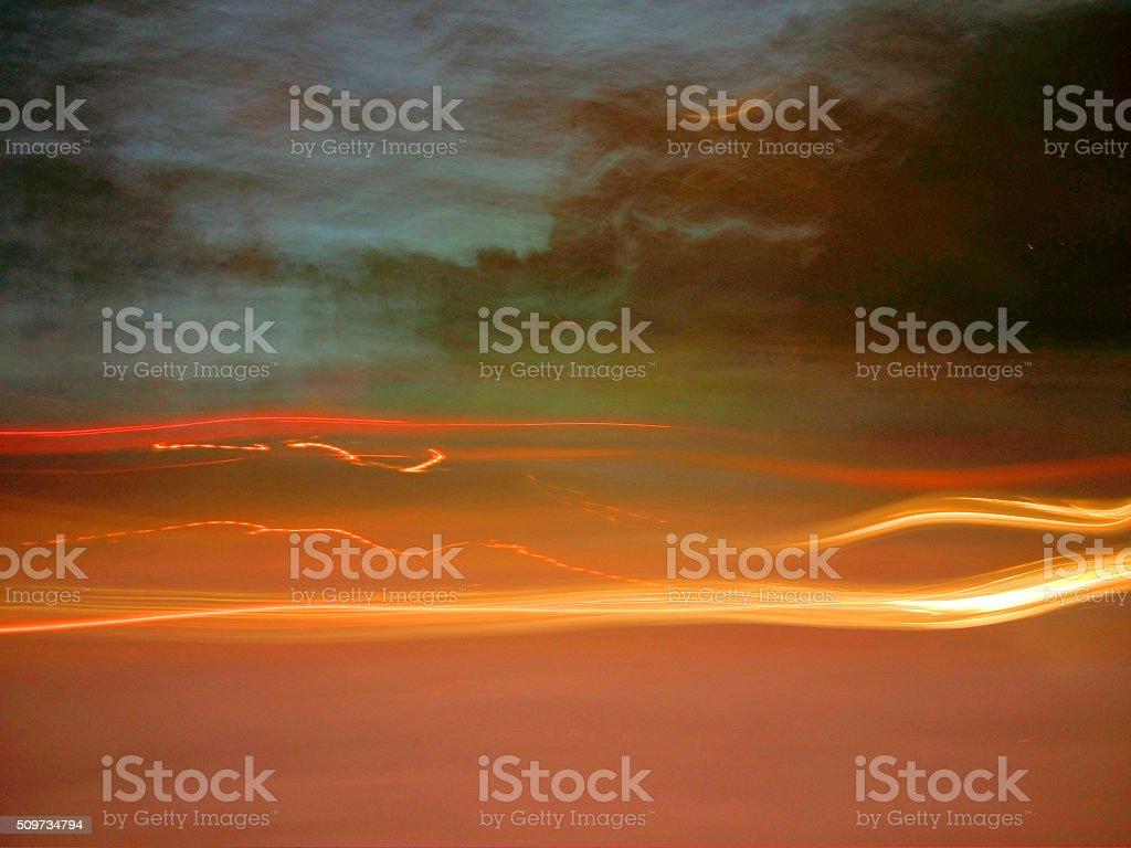 Light Smudge stock photo
