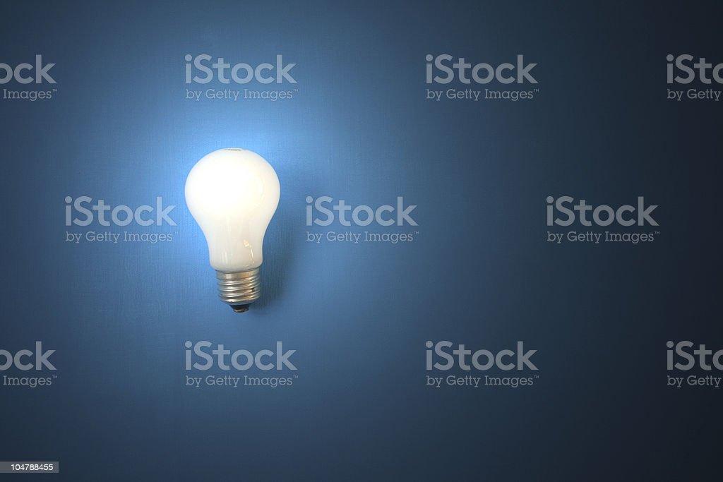 Light source. royalty-free stock photo