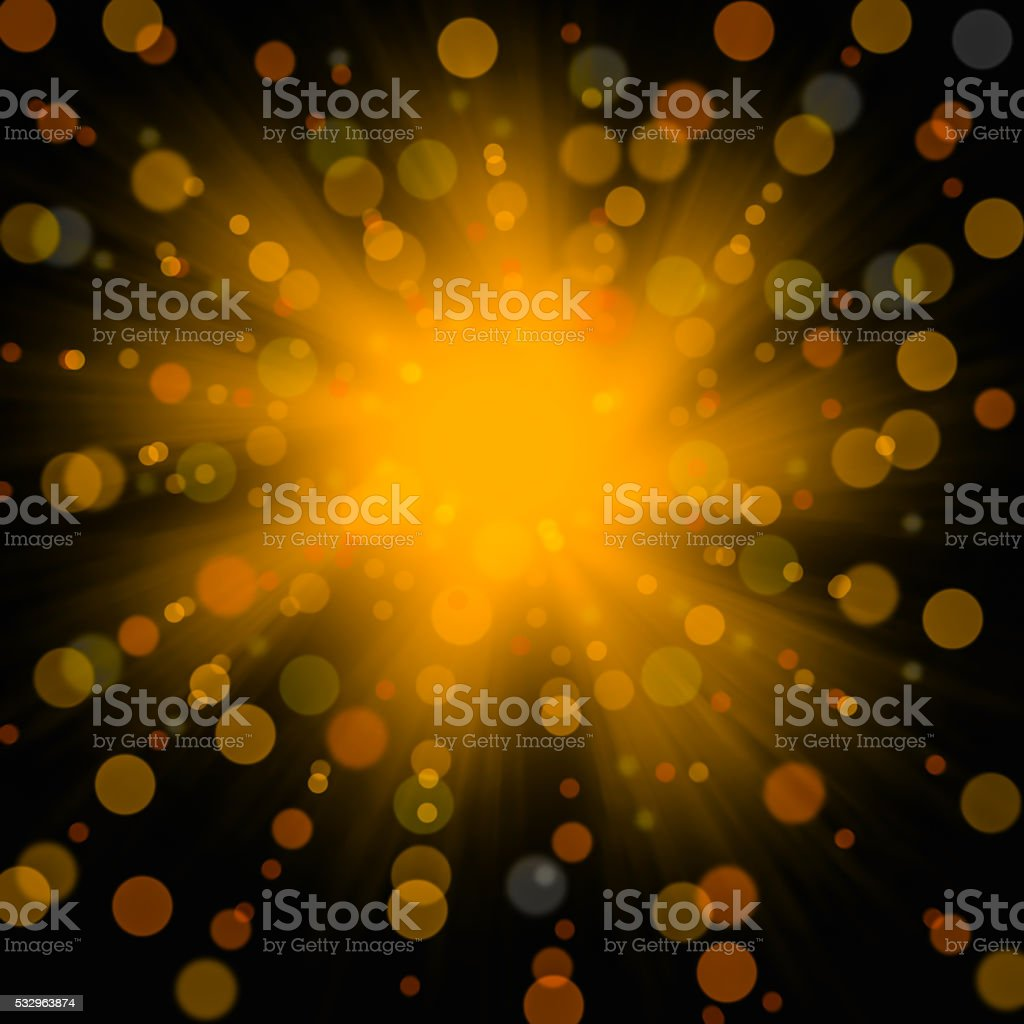 light source stock photo