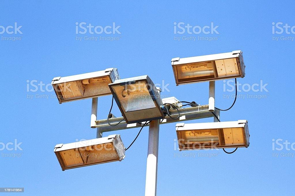 light spot stock photo
