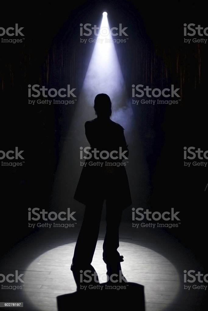 Light Spot royalty-free stock photo