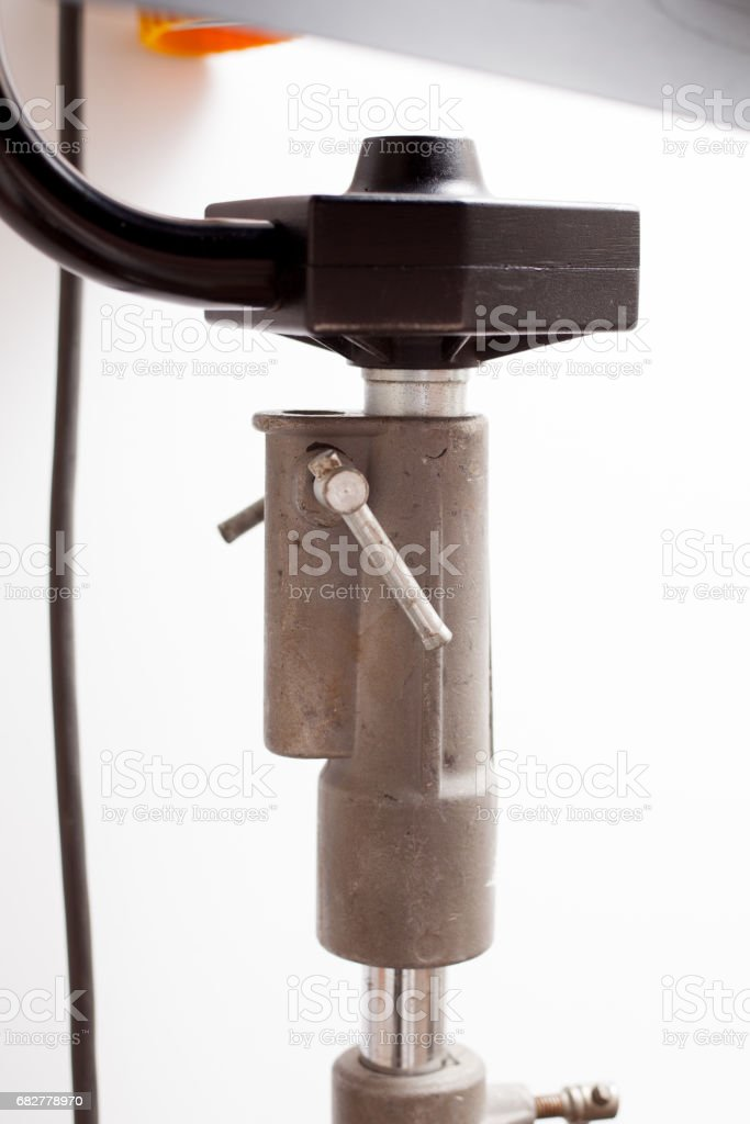 Light Stand Clamp stock photo