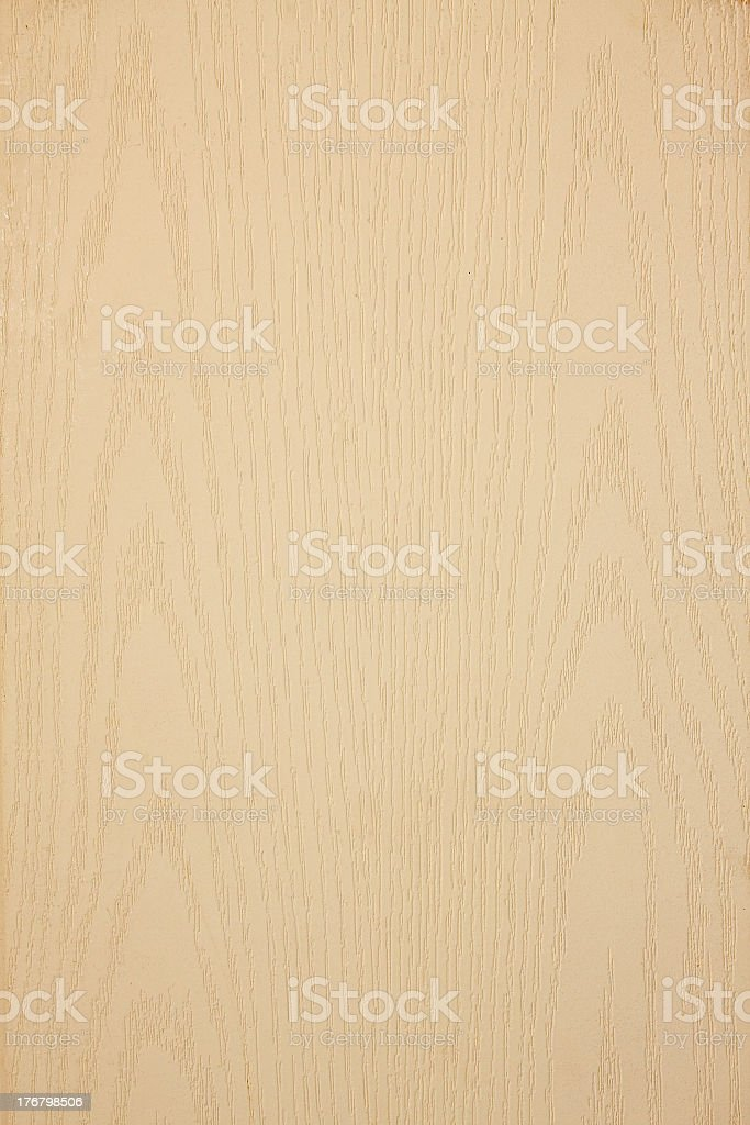 Light tan-colored wood background texture stock photo