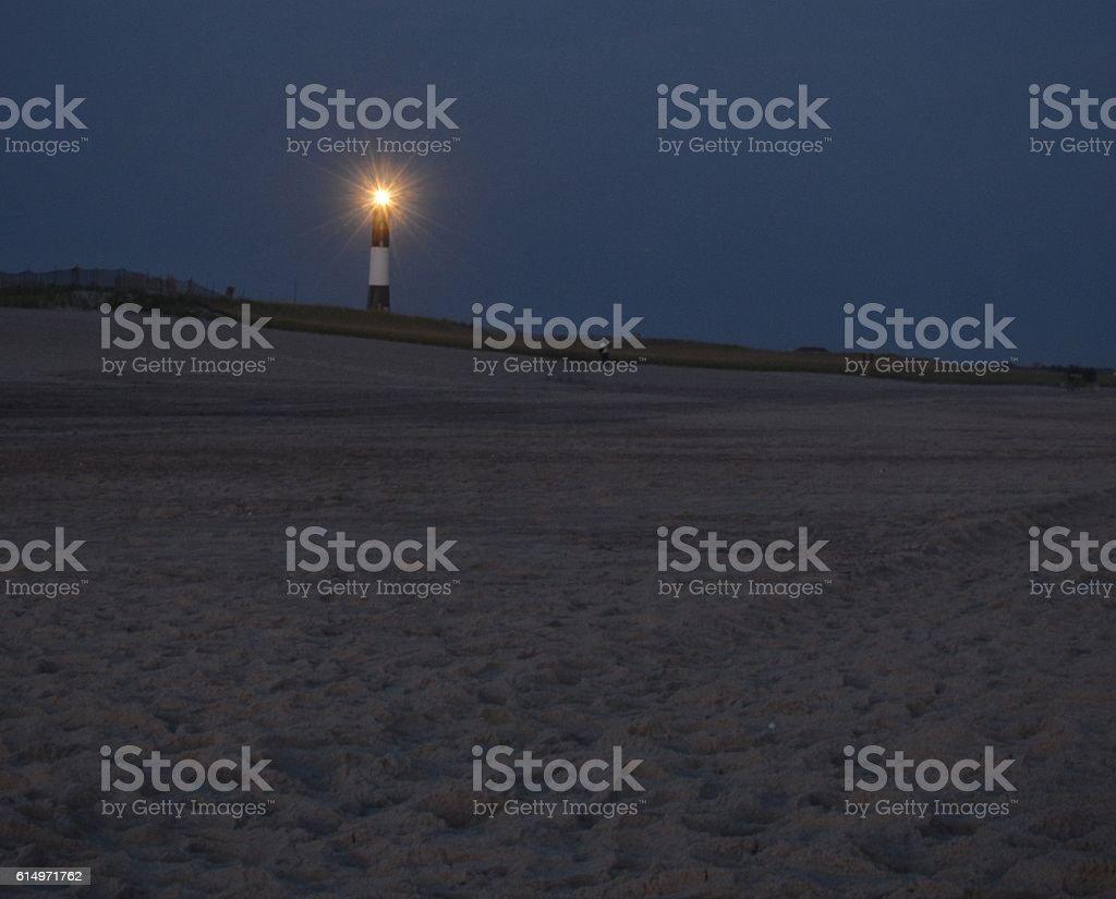 Light the way stock photo