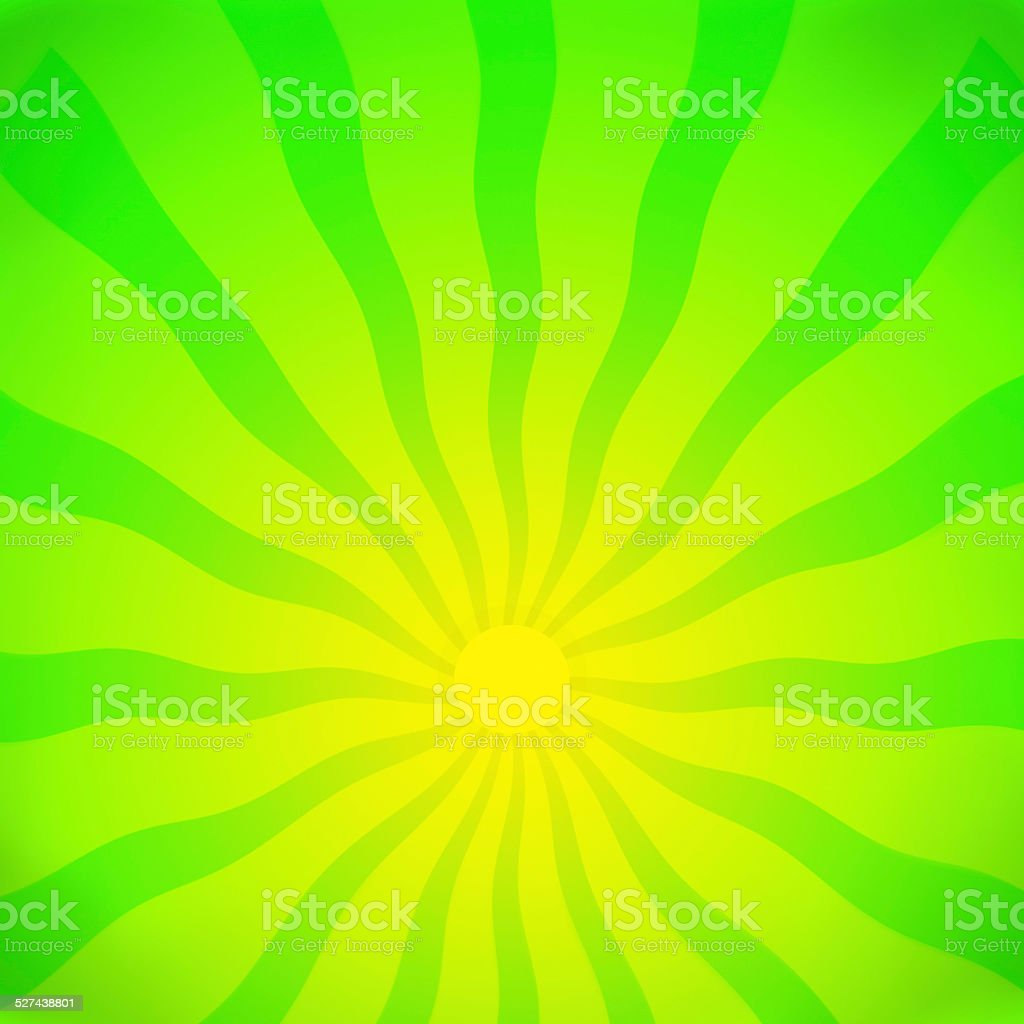 Light wave stock photo