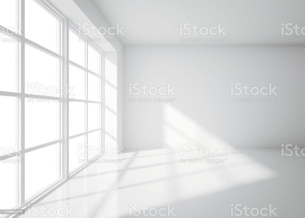 light white room royalty-free stock photo