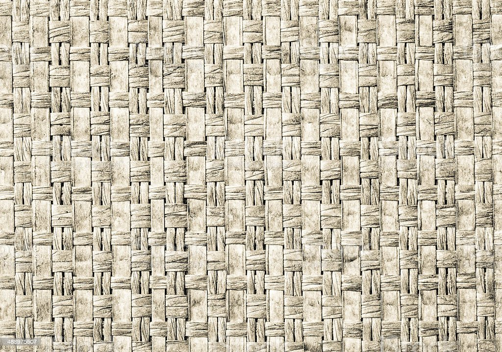 Light woven leather background royalty-free stock photo