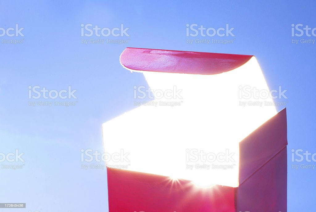 lightbox royalty-free stock photo